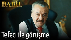 Suleyman in Babil TV series