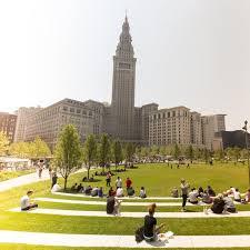 Summer In Public Square