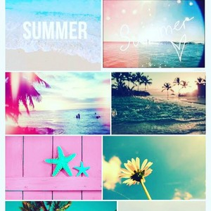 Summer feeling☀️🌴🌊