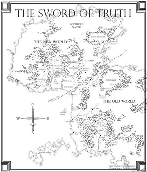 Sword of Truth Map