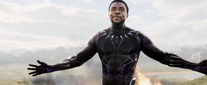 T'Challa - Black panter, panther (2018)