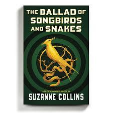 THG Prequel book cover