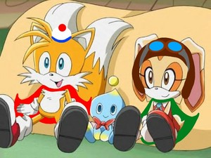 Tails and Cream as Wonder Pets