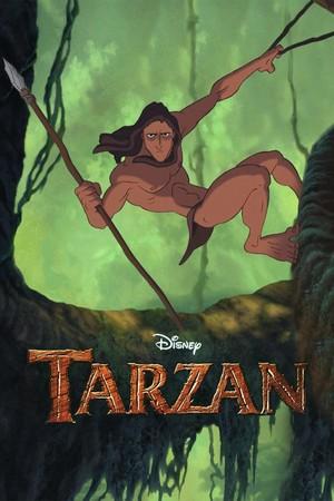 Tarzan (1999) Poster