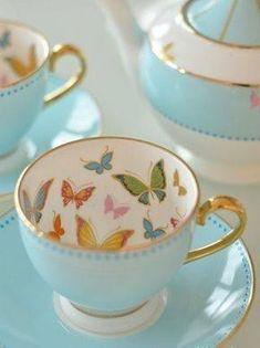 चाय party☕🎉🍰
