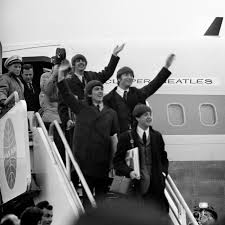 The Beatles 1964 Arrival In The United States