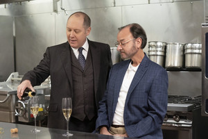 The Blacklist - Episode 7.18 - Roy Cain - Promotional 照片