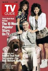 The Cast Of Empty Nest On The Cover Of TV Guide