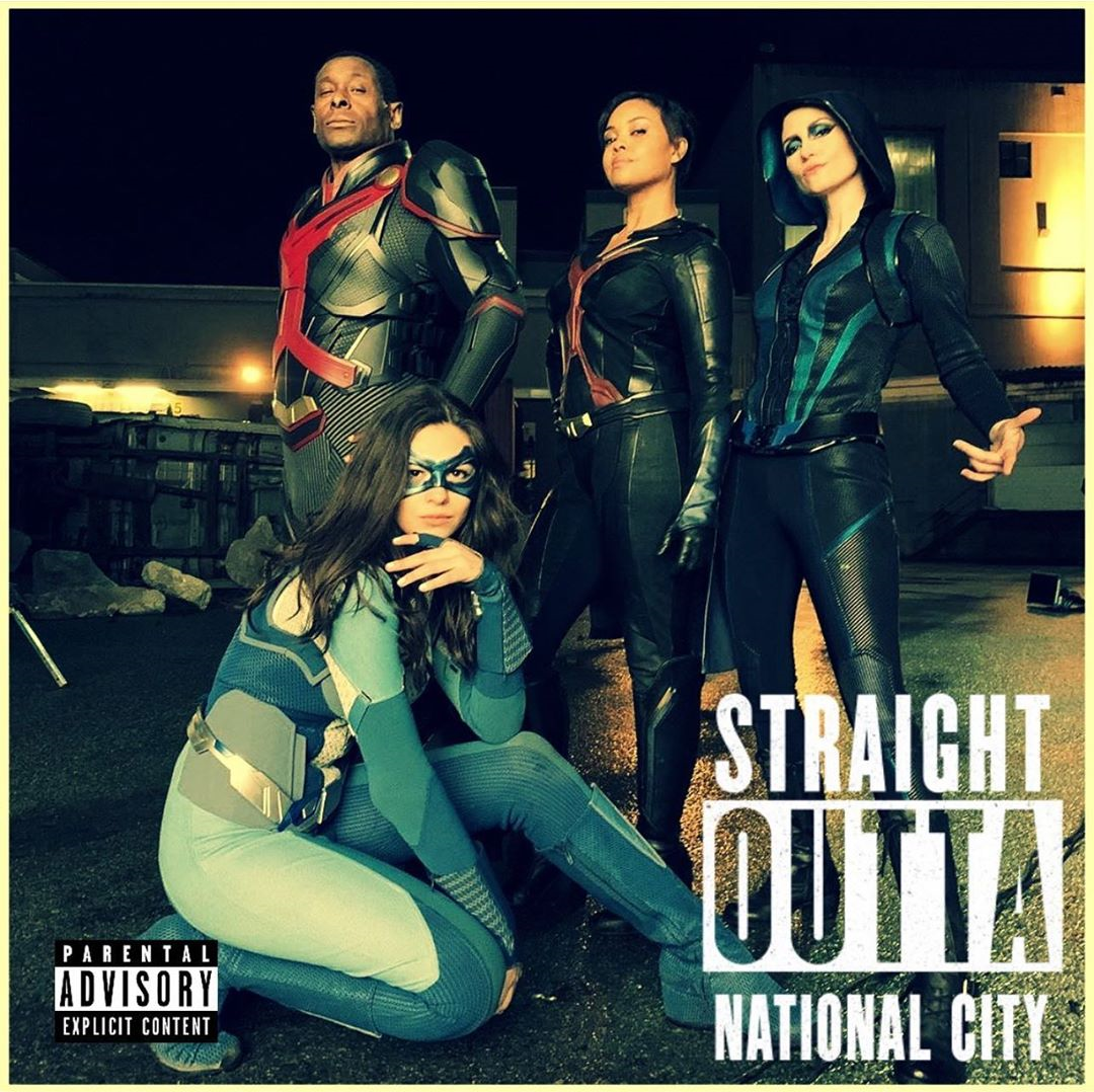 The Supergirl Squad