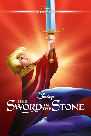 The Sword in the Stone (1963) Poster