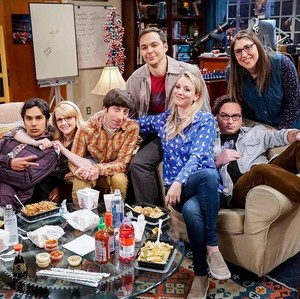 The big bang theory💕