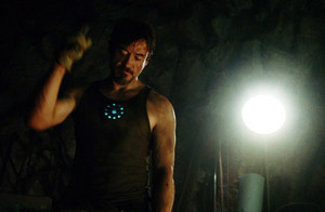 Tony Stark -Iron Man (2008)