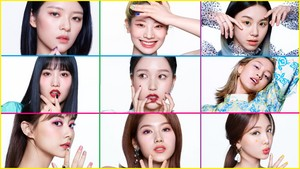 Twice for Allure