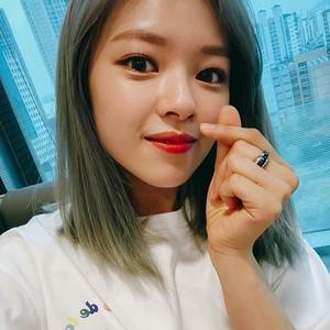 Twice on Choi Hwajung's Power Time Radio