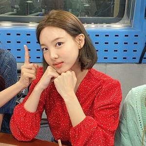 Twice on Choi Hwajung s Power Time Radio