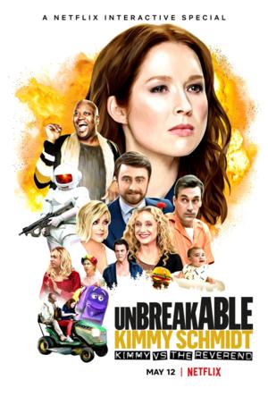 Unbreakable Kimmy Schmidt: Kimmy vs. the Reverend (2020) Poster