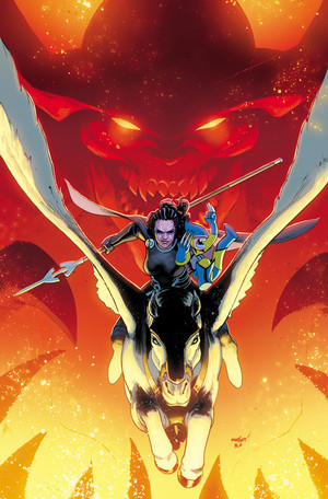 Valkyrie in Exiles Vol 3