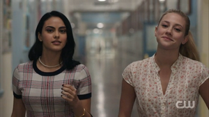 Veronica Lodge and Betty Cooper