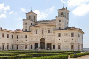Villa Medici, Italy
