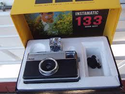 Vintage Kodak Instamatic 133 Film With Flash Cube