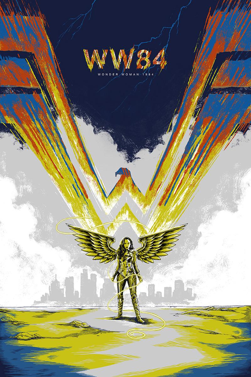 WW84 - Created by Raf Banzuela