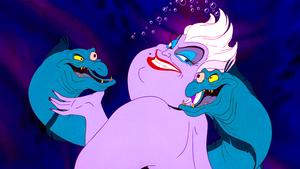 Walt Disney Screencaps - Flotsam, Ursula & Jetsam