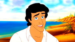Walt ディズニー Screencaps - Prince Eric