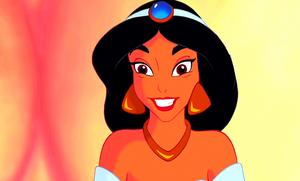Walt ディズニー Screencaps – Princess ジャスミン