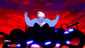 Walt ディズニー Screencaps - Ursula