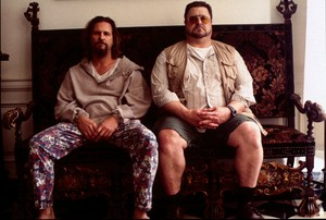 Walter and The Dude - The Big Lebowski