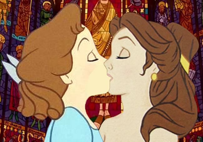 Wendy x Belle
