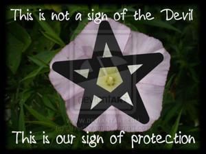 Wiccan Pentagram