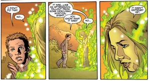 Willow and Oz Comics