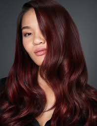 Wine Hair Color