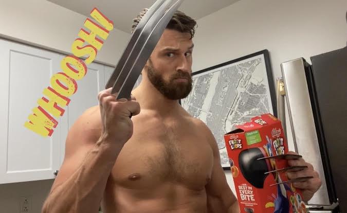 X-Milk: Wolverine Breakfast