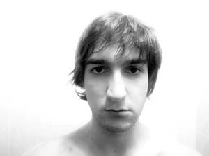 Xlson137 with a short haircut, bw 사진