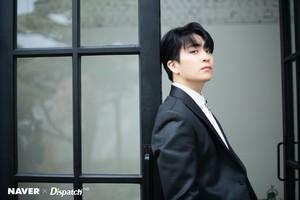 "Youngjae ""DYE"" mini album promotion photoshoot by Naver x Dispatch"