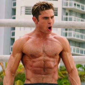 Zac Efron's Buff Body