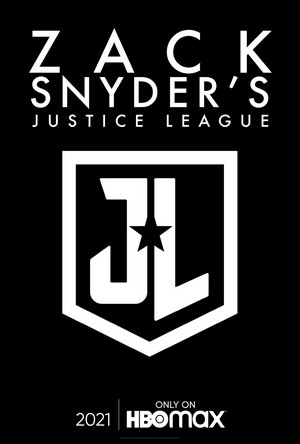 Zack Snyder's Justice League Poster - Logo