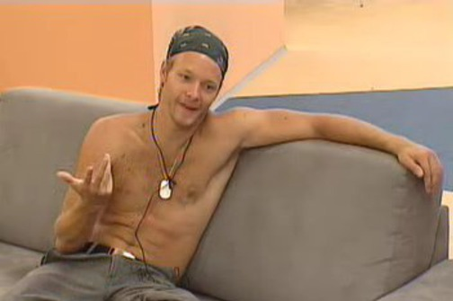 Zdravko Lamot, Big Brother Croatia Finalist (Season 1 on RTL TV)