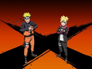 boruto and naruto