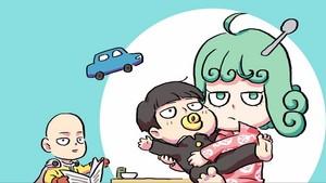 chibi tatsumaki and mob