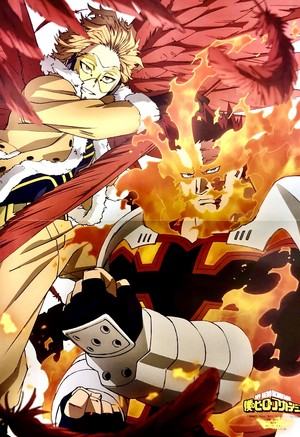 endeavor and hawks