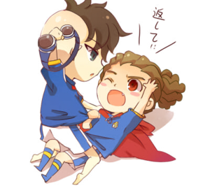 kidou and fudou
