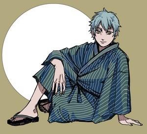 mitsuki kimono