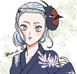 noelle кимоно
