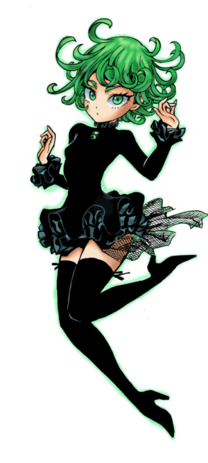 tatsumaki dress