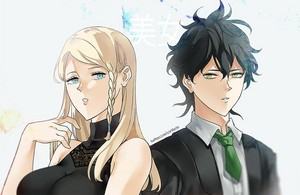 yuno and شارلٹ