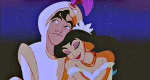 Walt disney Screencaps - Prince aladdin & Princess melati