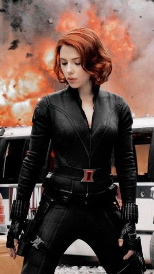 *Black Widow*